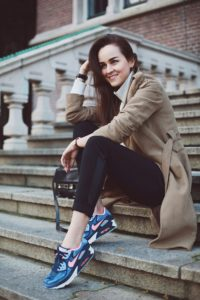 andy torres the peter pan collar running shoes scarpe da ginnastica blog blogger stree style moda