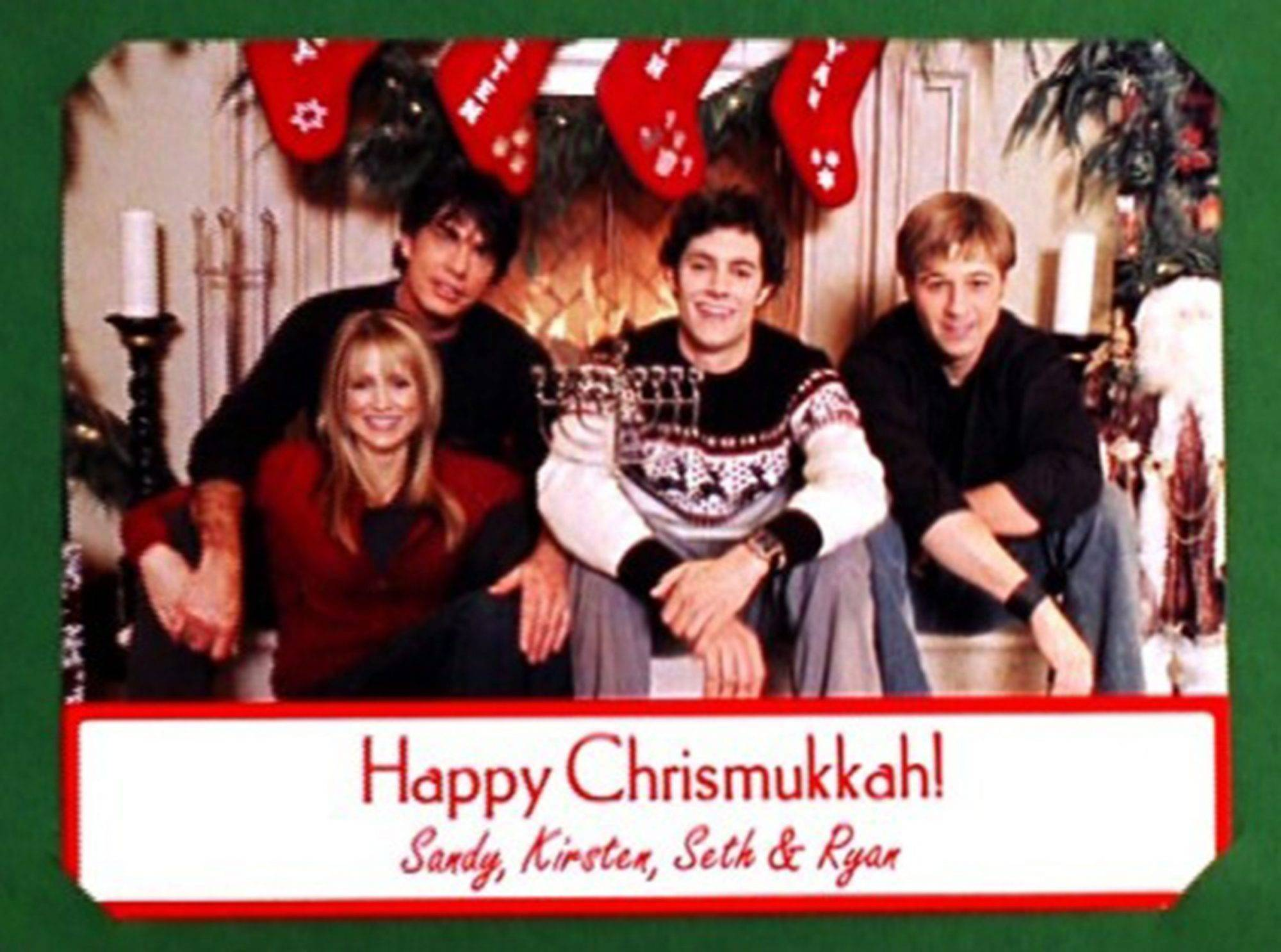 Regali di Natale per i personaggi di the O.C.