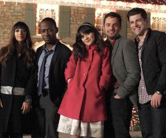 Regali di Natale per i personaggi di New Girl